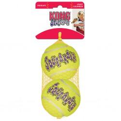 KONG « Squeaker Air » Balles Grandes Paquet de 2