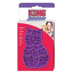 """KONG """"Zoom Groom"""" pour chats"""