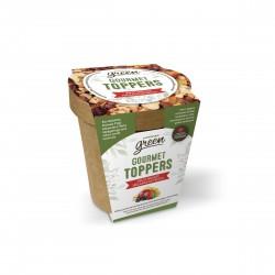Gourmet Toppers Living World Green, Mélange de fruits, 215 g