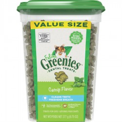 Greenies Catnip complete Dental Treat for cats 9,75 oz