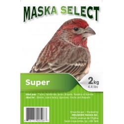 MASKA SÉLECT OISEAUX SAUVAGES SUPER 2 KG