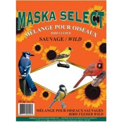 MASKA SÉLECT OISEAUX SAUVAGES 16 KG