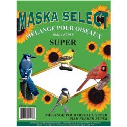 MASKA SÉLECT OISEAUX SAUVAGES SUPER 16 KG