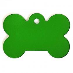 Médaille os large vert