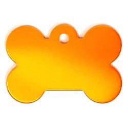 Médaille os petit orange