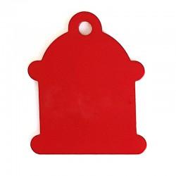 Médaille incendie petit rouge