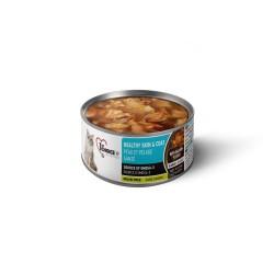 PEAU ET PELAGE SANTÉ - Flocons de saumon (adulte)0,085 Kg