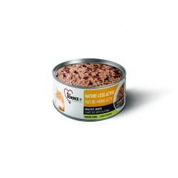 MATURE-MOINS ACTIF - Pâté de poulet (sénior)0,156 Kg