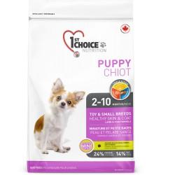 PUPPY - HEALTHY SKIN & COAT - Lamb & fish formula - Age: 2-1