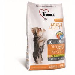 ADULT - Chicken formula - Age: 10 months-8 years