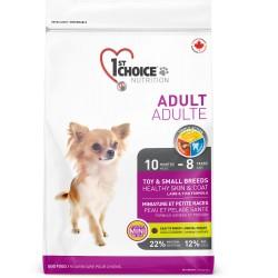 ADULT - HEALTHY SKIN & COAT - Lamb & fish formula - Age: 10