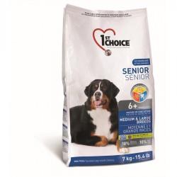 SENIOR - Chicken formula - Age: 6 years +