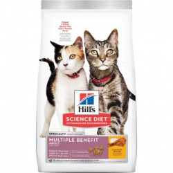 Hill s  Science Diet  Adult Multiple Benefit  7 lbs