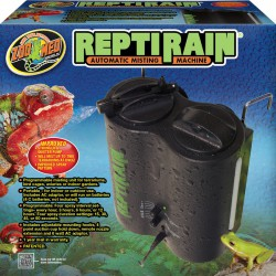 ReptiRain (Automatic Misting Machine) New / Improved