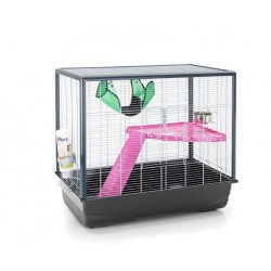 SAVIC ZENO 2 CAGE KNOCK DOWN HAMSTER/FURET/RAT