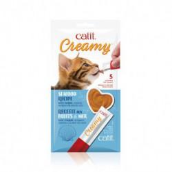 Régals CT Creamy, fruits de mer,paq. 5