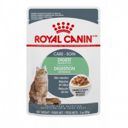 Digest Sensitive / Digestion SensibleCHUNKS IN GRA ROYAL CANIN Canned Food