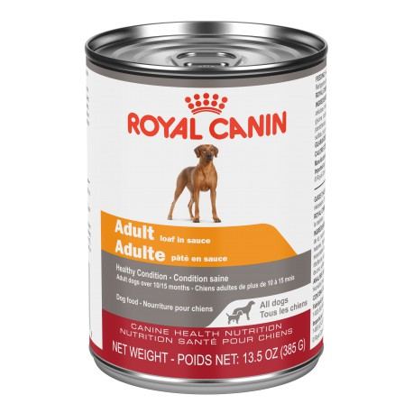 Adult / Adulte ALL DOGS / TOUS CHIENS LOAF/PÂTÉ 13 5 oz 38