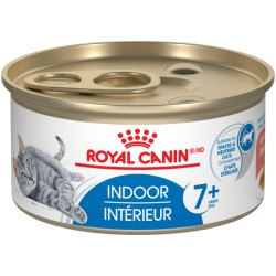 Indoor 7+ / Intrérieur 7+   Morcels in sauce / É ROYAL CANIN Canned Food