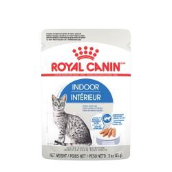 Indoor / Intrérieur         Loaf / Pâté ROYAL CANIN Canned Food