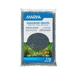 Gravier Décoratif Marina, Noir, 2 Kg-V