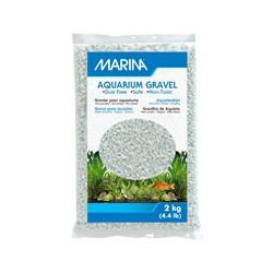 Marina Dec.Aqua.Gravel White 2kg-V