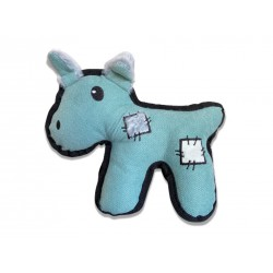 BUD Z DOG TOY PATCHES UNICORN