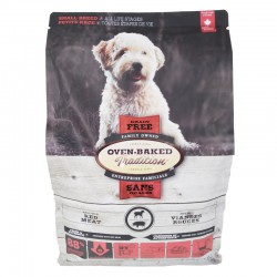 OBT Nourriture Chien / Sans Grain Viandes Rouges 5  lbs Peti