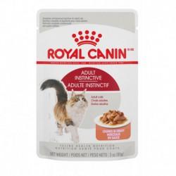 Adult Instinctive / Adulte InstinctifCHUNKS IN GRA ROYAL CANIN Canned Food