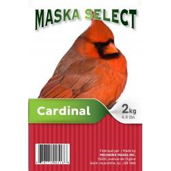 MASKA SÉLECT CARDINAL 2 KG