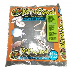 ReptiSand - Midnight Black10 LB