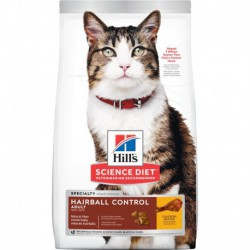 Hill s Science Diet Adult Hairball Control 3,5 lbs