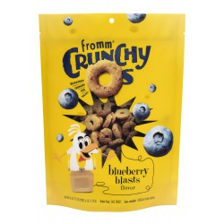 FROMM GATERIE CRUNCHY OS BLUEBERRY BLASTS 26OZ