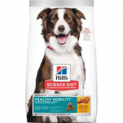 Hill s  Science Diet  Adult Healthy Mobility™ LBreed  30 lbs