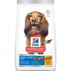 Hill s Science Diet Adult Oral Care 28,5 lbs