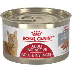Adult Instinctive / Adulte InstinctifLOAF / PÂTÉ ROYAL CANIN Canned Food