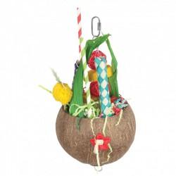 PROMO - Oct - Jouet SMART.PLAY HARI pour perroquets, noix d  Jouets