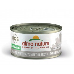 ALMO NATURE CHAT THON/BLANCHAILLE 70GR