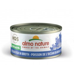 ALMO NATURE CHAT POISSON D'OCEAN 70GR