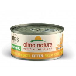 ALMO NATURE HQS NATURAL CHATON POULET 70GR