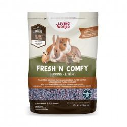Litière Fresh N comfy confetti, 10L