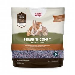 Litière Fresh N comfy confetti, 50L