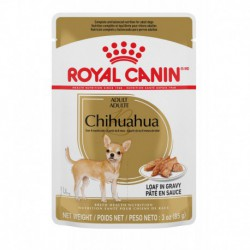 Chihuahua pouch / Chihuahua Pochette  LOAF IN GRAVY/PÁTE IN