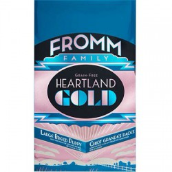 FROMM HEARTLAND GOLD CHIOT G-RACE 1.8 kg  Dry Food