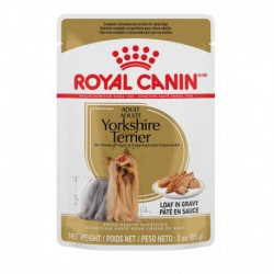 Yorkshire pouch / Yorkshire Pochette LOAF IN GRAVY/PÁTE IN S