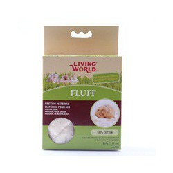 Duvet Living World Pour Hamster, 28 G-V