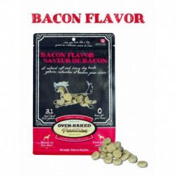 Gâteries pour chien au bacon 8oz