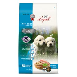 LOYALL-Puppy Trumune + (Sans maïs, blé, soya)3 kg  Dry Food