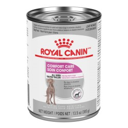 Comfort Care / SOIN CONFORT  Loaf / Pâté  13  5 oz  38 ROYAL CANIN Nourritures en conserve
