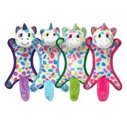 MULTIPET Unicorn Small Assorted 10 (3)  Toys
